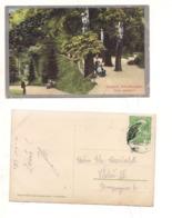 FB154 POSTCARD Polonia PRZEMYSL 1914 Stamps AUSTRIA - Polonia