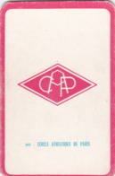 Carte Foot-ball Shoot Miroir-Sprint - Ecusson Club France - N°90 Cercle Athlétique De Paris - Trading-Karten