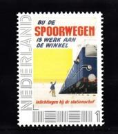 Trein, Train, Locomotive, Eisenbahn  Nederland : Spoorwegen, Werk Aan De Winkel - Treni