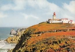 Cabo Da Roca Portugal Lighthouse Postcard Phare Leuchtturm Faro - Faros