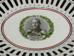 SUPERBE PANIERE ALLEMANDE 1914 / 1915 !!! - 1914-18