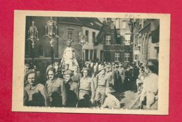 C.P. Halle =   Aan O.L. Vrouw Van Halle,  De Dankbare Geallieerden - Halle