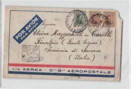 12140 Bis URUGUAY MONTEVIDEO TO FINALPIA - Uruguay