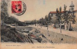 CPA Quartier De La Bourdonnière - Frankreich