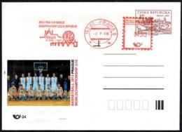 CZECH REPUBLIC PRAGUE 2013 - METER / EMA - 2013 FIBA U19 WORLD BASKETBALL CHAMPIONSHIP - Pallacanestro