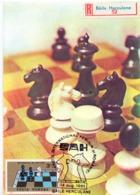 MAXIMUM 1985 CHESS ROMANIA (NOV190025) - Scacchi