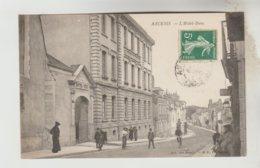 CPA ANCENIS (Loire Atlantique) - L'Hôtel Dieu - Ancenis