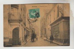 CPA ANCENIS (Loire Atlantique) - Grande Rue - Ancenis