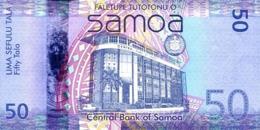 SAMOA P. 42 50 T 2012 UNC - Samoa