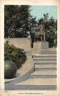 US Ill. Chicago, Lincoln Monument, American Postcard - United States