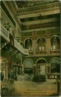 BELGIUM - EXPOSITION DE BRUXELLES 1910 - SECTION ITALIANNE - INTERIEUR DU PAVILLON ITALIEN (BG6100) - Expositions Universelles