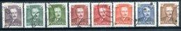 POLOGNE - Y&T 589 à 596 (série Complète) - 1944-.... Republiek