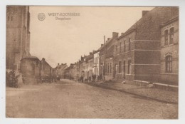 West-Roosebeke  Westrozebeke   Staden   Dorpplaats   (Uitg. Perneel-Deconinck Foto Sinnaeve Kortemark) - Staden