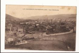Loire Le Chambon Feugerolles Vue Générale - Le Chambon Feugerolles