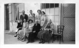 VERDUN SUR LE DOUBS  PHOTO ORIGINALE  1951 FORMAT  11.50 X  7 CM - Lieux