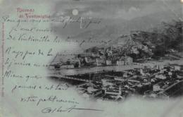 CPA Ricordo Di Ventimiglia - Imperia