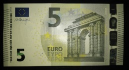 5 EURO M004D6 Portugal Serie MA Perfect UNC - EURO