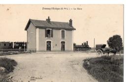 FRESNAY-LEVEQUE (E.-et-L.) - La Gare - Other Municipalities