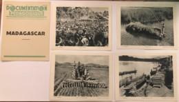 Documentation Pédagogique - Madagascar - Octobre1950 - Livres, BD, Revues