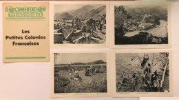 Documentation Pédagogique - Les Peties Colonies Françaises - Décembre 1950 - Livres, BD, Revues