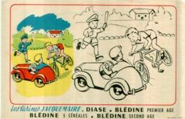 Ancien Buvard Publicitaire BLEDINE JACQUEMAIRE - Food