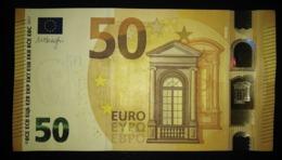 50 EURO E010D4 FRANCE DRAGHI  Serie EB Perfect UNC - 50 Euro