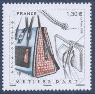 N° 5209 Métiers D'Art Maroquinerie Faciale 1,30 € - Nuevos