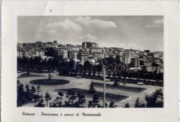 Potenza - Panorama E Parco Di Monreale - Formato Grande Viaggiata Mancante Di Affrancatura – E 14 - Potenza