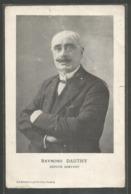 36 - Indre - La Chatre - Carte Peu Courante :raymond Dauthy - Legislatives 22 Avril 1928 - Au Verso Programe But ( Etat - La Chatre