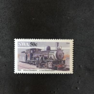 SWA.TRAIN. MNH. 5R1503E - Eisenbahnen