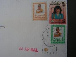 Modern Cv, Brunei 1996 - Brunei (1984-...)