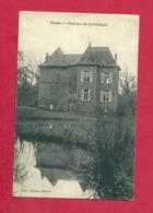 C.P. Haren  = Château De  CORTENBACK. - Brüssel (Stadt)