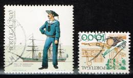 Portugal 1983,Michel# 1589 A O  Portuguese Military Uniform - Navy - 1910-... Republiek