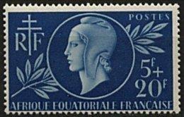 AEF, N° 197** Y Et T - Unused Stamps