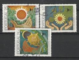 PORTUGAL 1987 YT N° 1694 à 1606 Obl. - 1910-... Republiek
