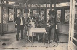LAMALOU LES BAINS  Source Bourges La Buvette - Lamalou Les Bains