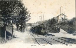 77 - Vaires - La Gare - Vaires Sur Marne
