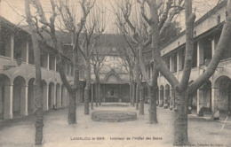 LAMALOU LES BAINS  Intérieur De L Hotel Des Bains - Lamalou Les Bains