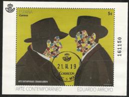 2018-ED. 5209 - Arte Contemporáneo. Eduardo Arroyo-USADO- - 2011-... Gebraucht