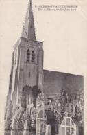 Oeren Bij Alveringhem, Alveringem, Het Militaire Kerkhof En Kerk (pk64858) - Alveringem