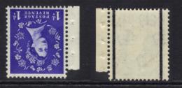 GB 1958 - 61 QE2 1d Blue Graphite Issue Umm SG 588wi ( E1144 ) - Unused Stamps