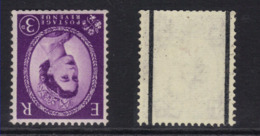 GB 1958 - 61 QE2 3d Lilac Graphite Issue Umm SG 592wi ( E1134 ) - Nuevos