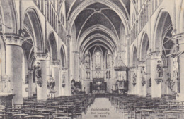Oudenburg, Het Inwendig Der Kerk (pk64859) - Oudenburg