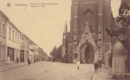 Oudenburg, Ingang Der Kerk (pk64860) - Oudenburg