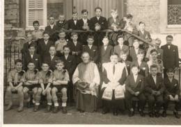FOTOKAART      -    SCHOOL  KINDEREN - Photographs