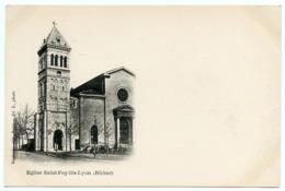 69 : EGLISE SAINT FOY LES LYON - Lyon