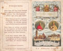 "0795 ""S. SINDONE - TORINO - ANNO SANTO 1933 / 1934"" IMM. RELIG. ORIG. - Images Religieuses"