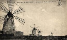 DJIBOUTI - MOULINS à VENT Des SALINES - Dschibuti