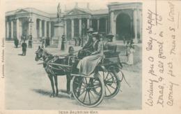 Ireland , 1902 ; Irish Jaunting Car - Irlande