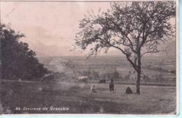ODDOUX ET GAUDE N°69 ENVIRONS DE GRENOBLE - France
